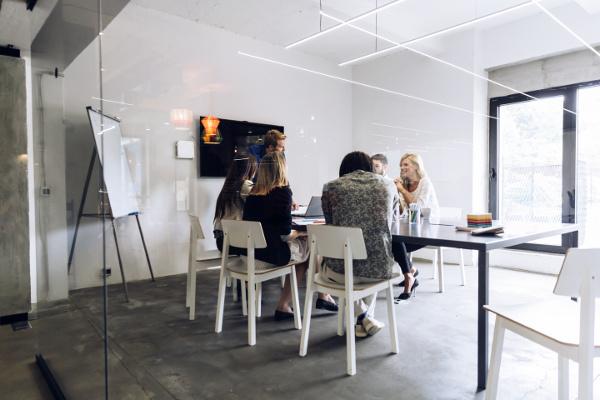 Kontorslokal i Göteborg inomhus